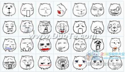 猥琐猫表情包下载
