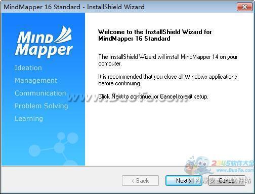 MindMapper 16中文版思维导图下载