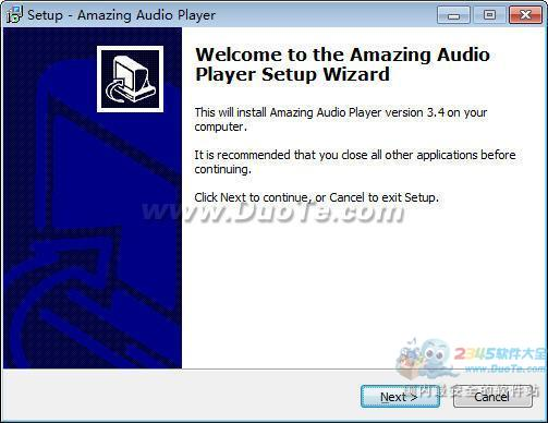Amazing Audio Player(HTML5 音频播放)下载