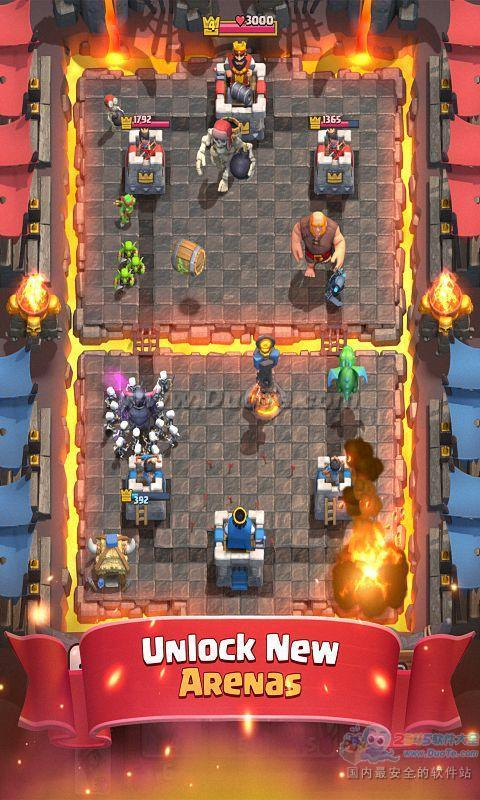 部落冲突:皇室战争下载