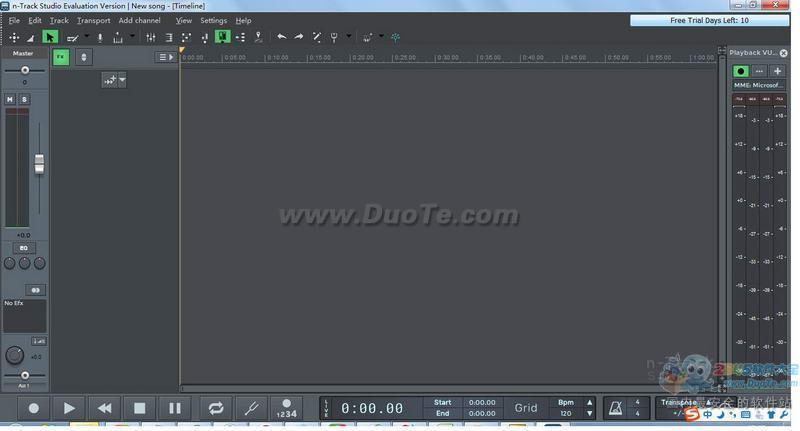 n-Track Studio(多轨录音)下载