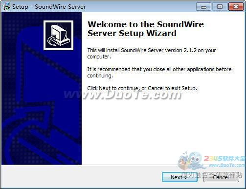 soundwire server下载