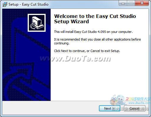 Easy Cut Studio 切割软件下载
