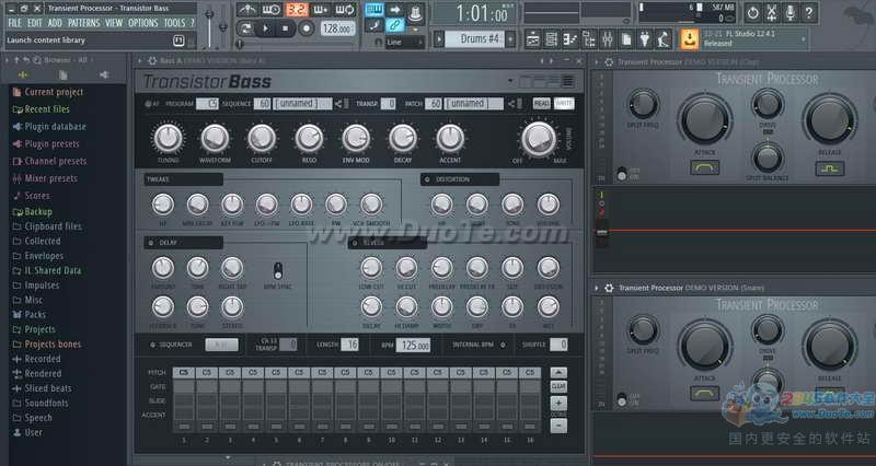 FruityLoops Studio(音乐制作软件)下载