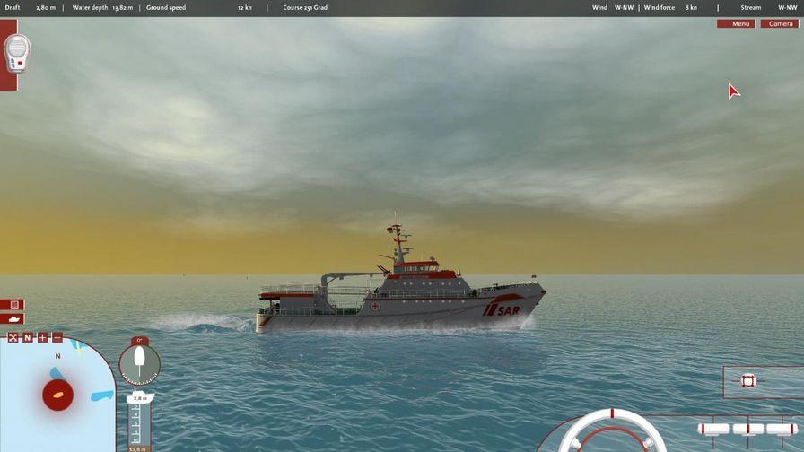 模拟航船:海上搜救下载