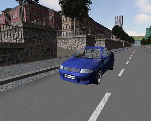 模拟驾驶2009下载