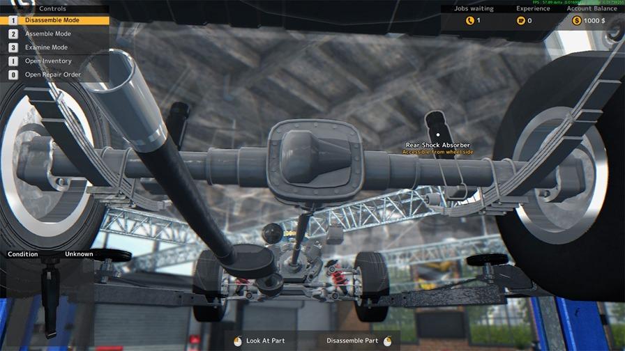 汽车修理工模拟2015下载
