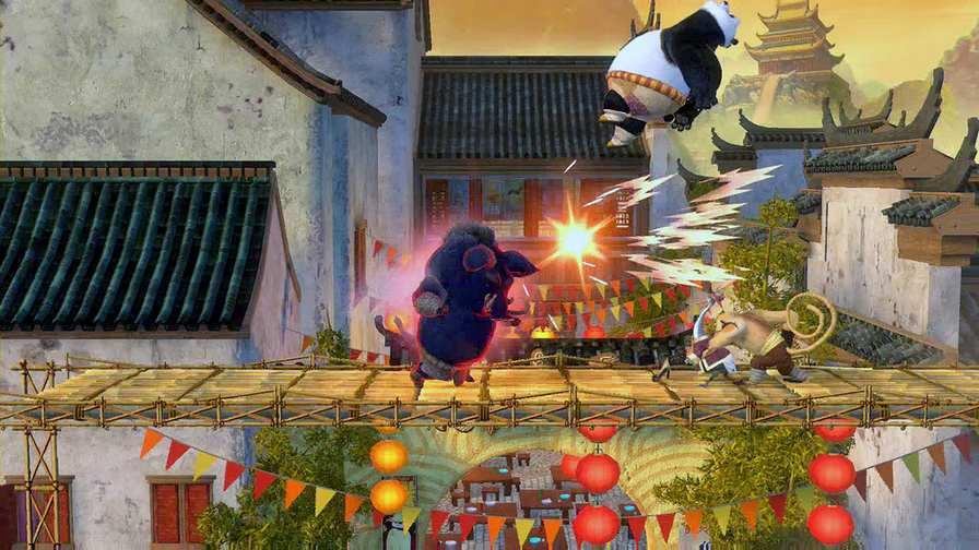 功夫熊猫:传奇对决下载