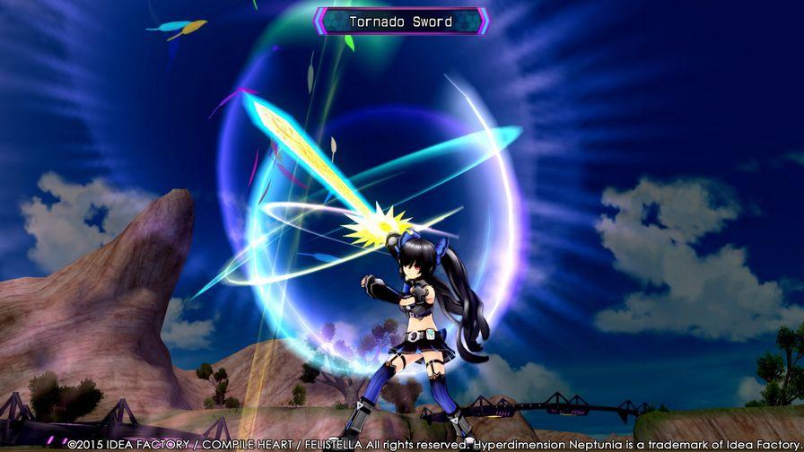 超次元游戏海王星:重生3下载