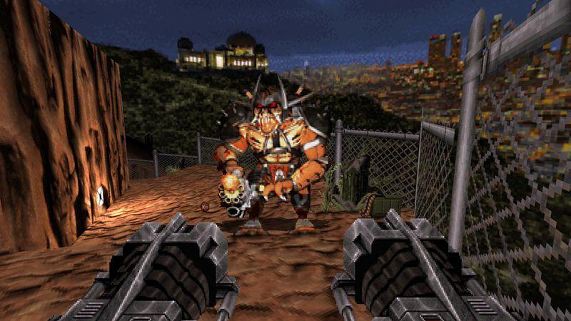 毁灭公爵3D 20周年世界之旅下载