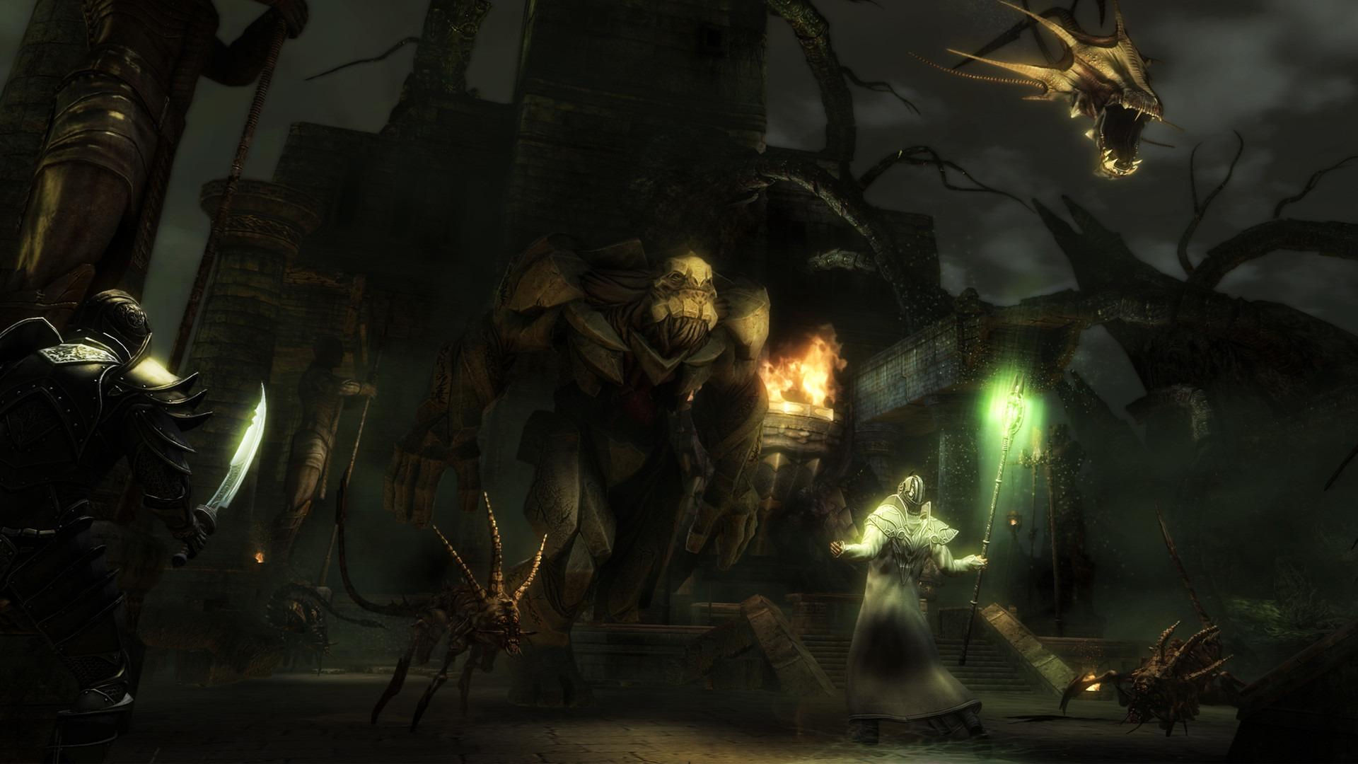 两个世界2:黑暗召唤下载