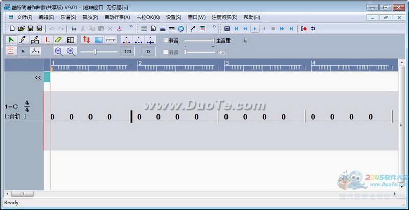 CuteMIDI简谱作曲家下载
