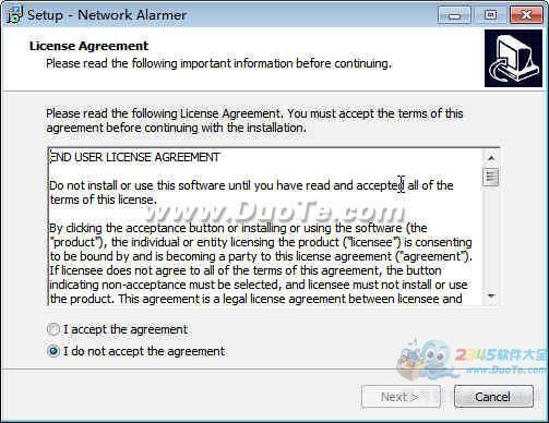 Network Alarmer(网络警报工具)下载