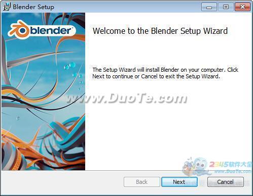 Blender下载
