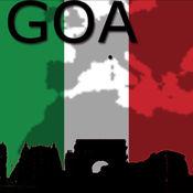 热那亚地图