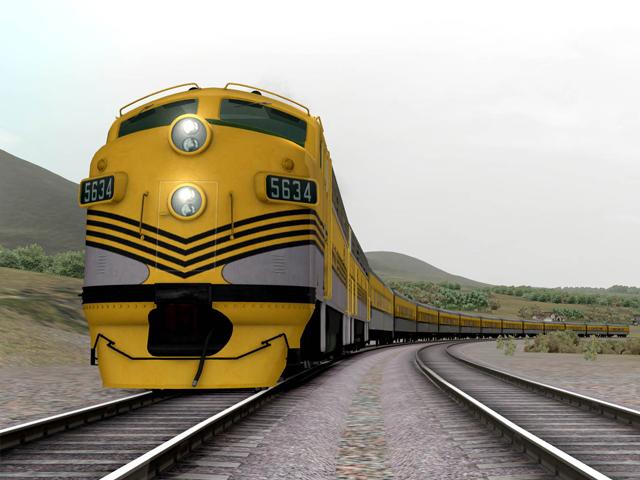 铁路工厂2010