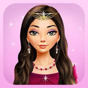 Dress Up Rapunzel