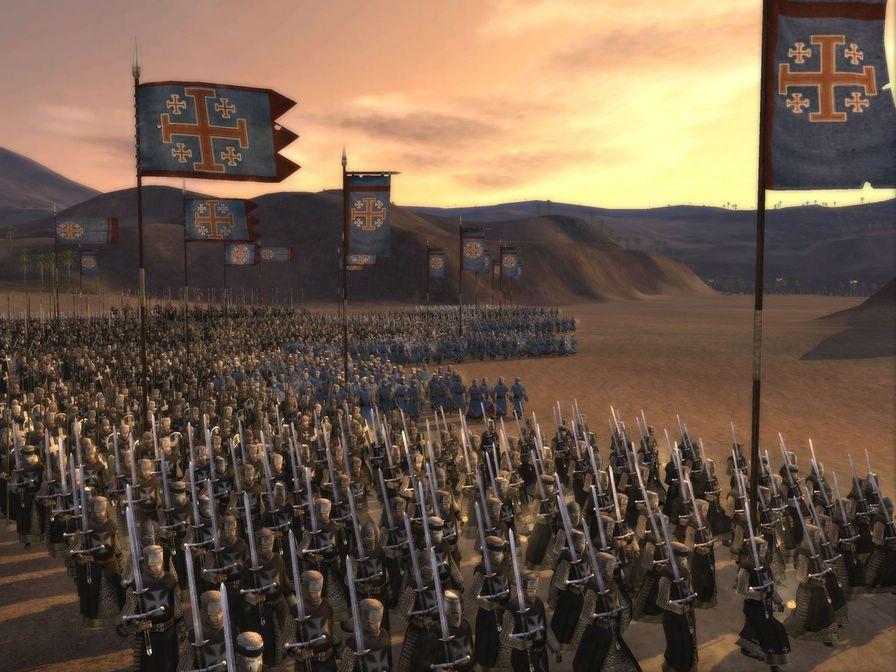 中世纪2:全面战争之�