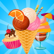 QCat - 冰淇淋厨房学前幼儿及儿童游戏(免费)