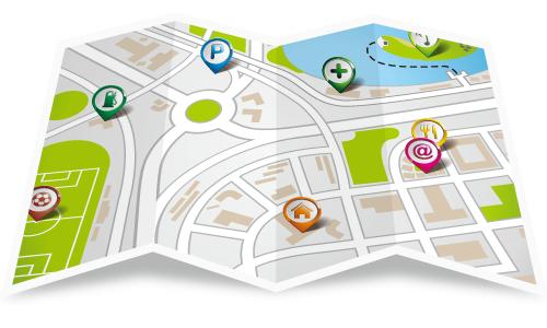 手机地图软件软件合辑