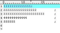 代码快速编辑--ultraedit-32的使用技巧