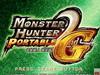 《怪物猎人2G 便携版》基本操作要领
