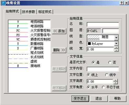 浩辰CAD教程电气之弱电平面图