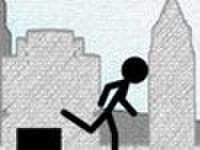 《疯奔火柴人》跳跃障碍技巧图文攻略