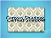 如何用HTML5 CANVAS绘制阴影和填充模式