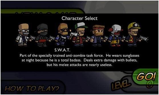 《僵尸小镇》游戏攻略