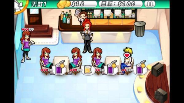 《克莱丽酒吧》游戏经营攻略