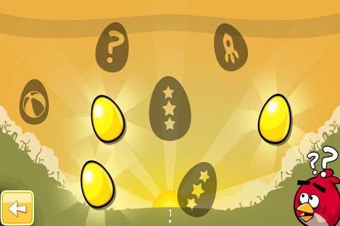 《愤怒的小鸟》砸金蛋攻略