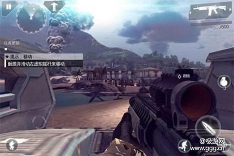 《现代战争4:决战时刻》任务一通关攻略