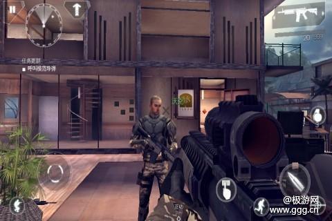 《现代战争4:决战时刻》详细通关攻略(任务十二)