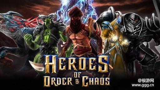混沌与秩序之英雄战歌之法师小件装备攻略