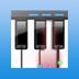 手机弹钢琴