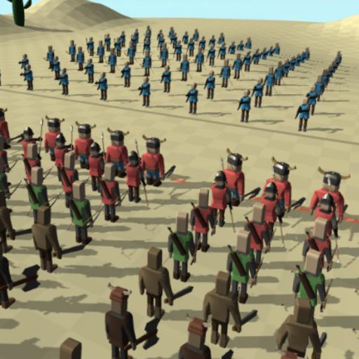 指尖模拟战争