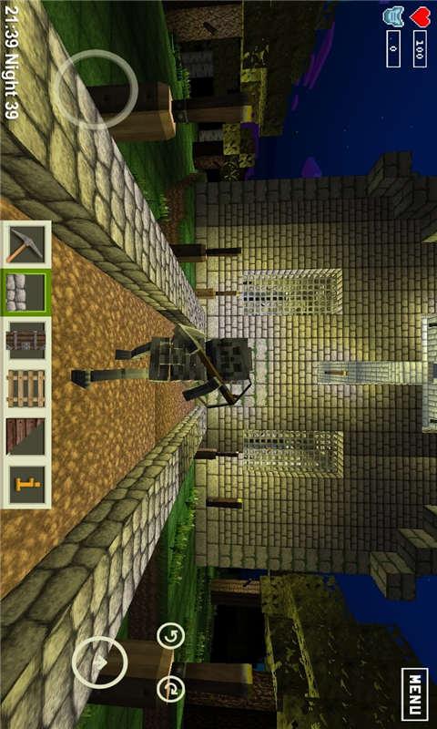 迷你沙盒-世界冒险软件截图1