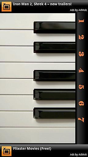 迷你钢琴软件截图3