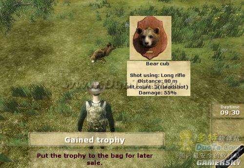 《3D狩猎2010》图文攻略
