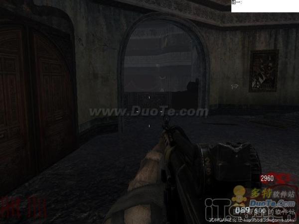 《使命召唤 黑色行动》第1张僵尸图防守方法