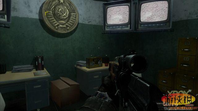 《使命召唤7:黑色行动》