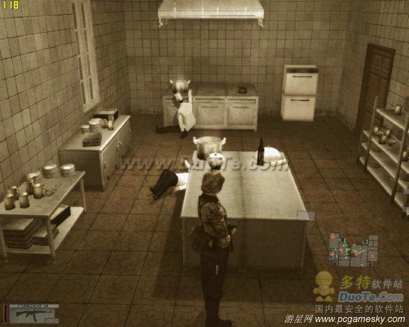 《死亡间谍:决断时刻》详细图文流程攻略 第三关