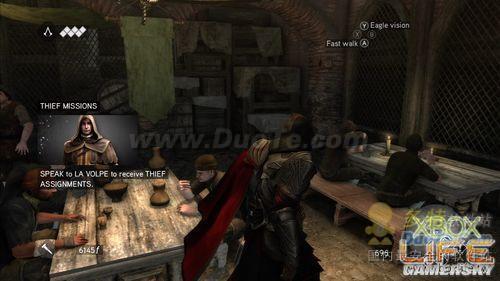 《刺客信条:兄弟会》剧情攻略