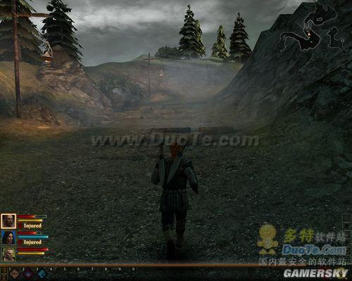 《龙腾世纪2》图文流程攻略