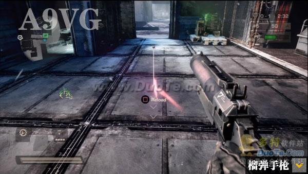 《杀戮地带3》所有武器心得