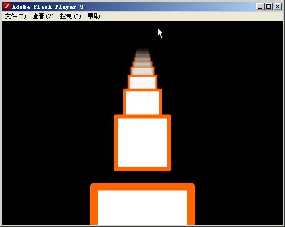 Flash方块动画特效制作7