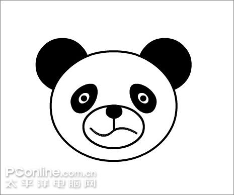 Flash实战:制作国宝熊猫举重动画