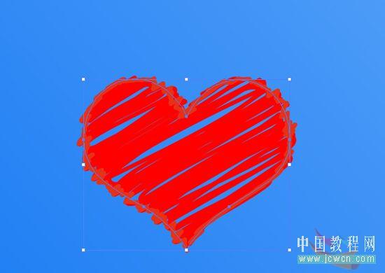Illustrator 打造浪漫情人节壁纸