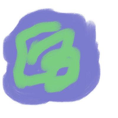 在Painter中用通道为图像替换颜色